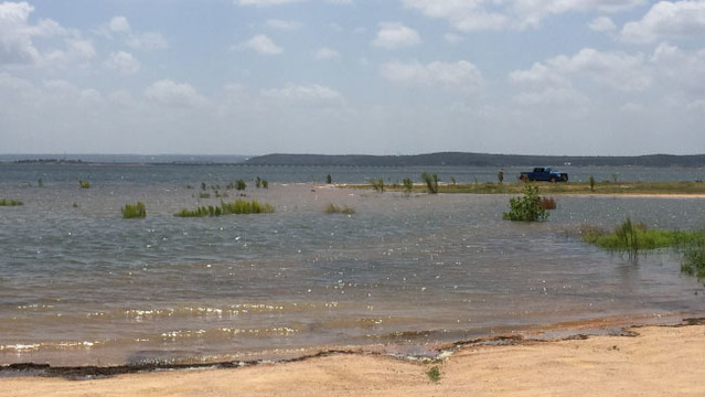 Human skull found on Lake Buchanan shoreline