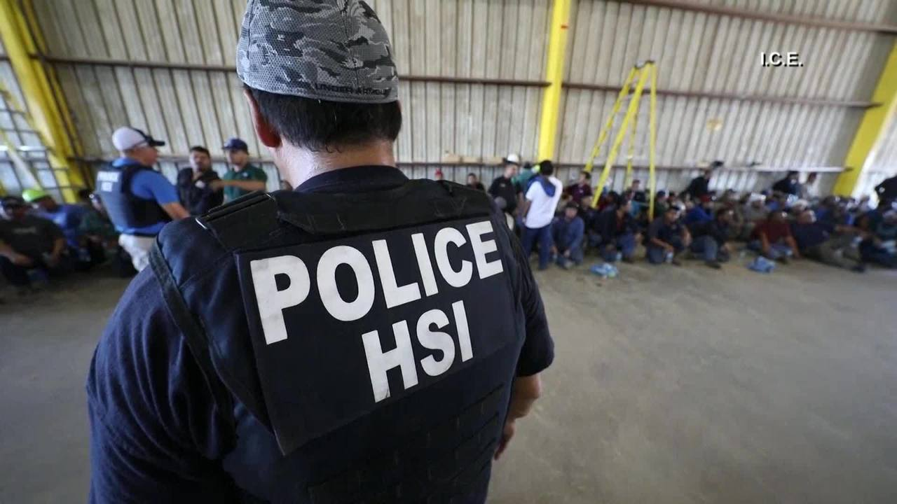 Dozens of alleged undocumented workers arrested in North Texas