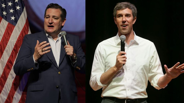 Ted Cruz and Beto O'Rourke to hold 3 debates; KXAN will air the first