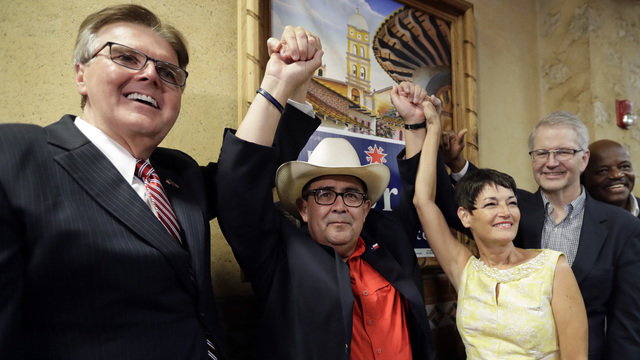 The very bad, no good, terrible day for Texas Democrats