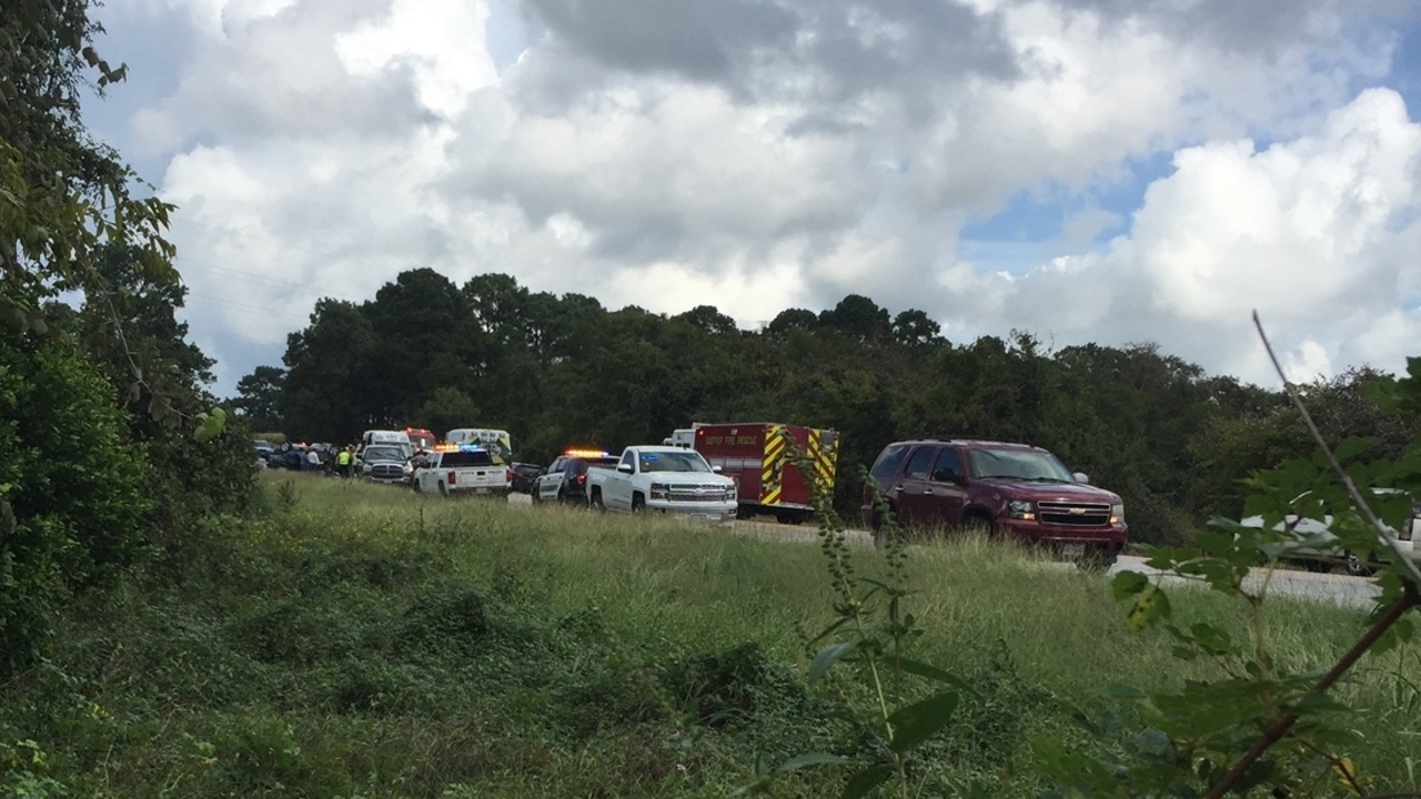 One of four victims in Bastrop SH 95 crash identified