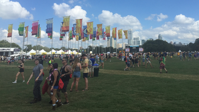 62 thefts at ACL weekend one reported to Austin police