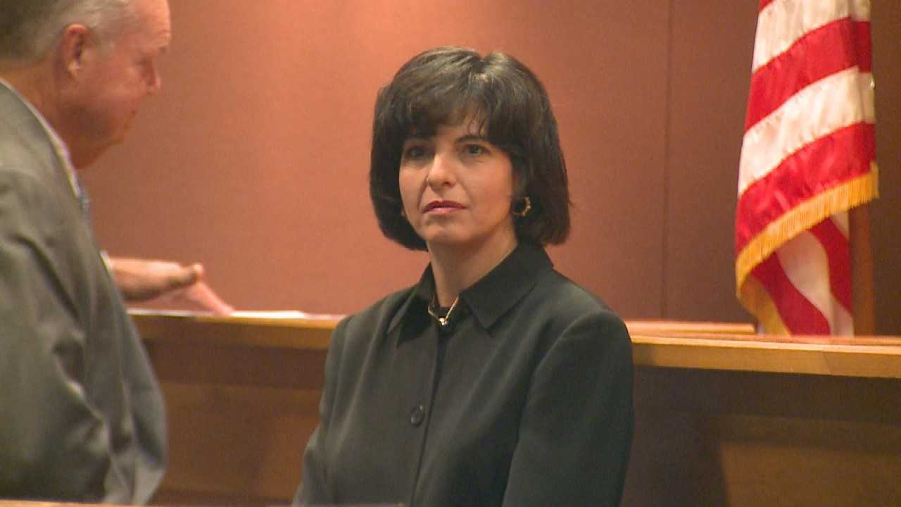 Railroad Commission Chairman Christi Craddick (KXAN Photo)