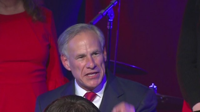 Gov. Abbott mobilizes aid funds ahead of severe weather across Texas