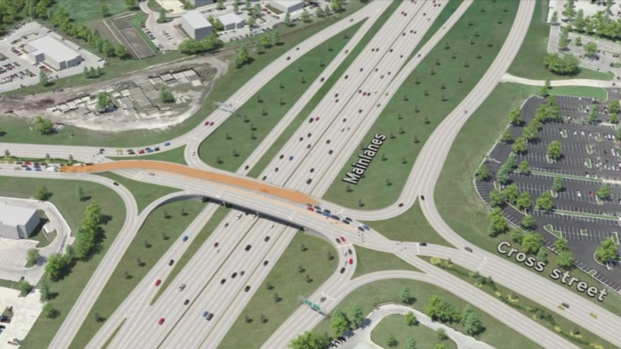 tips for using south austin s new diverging diamond intersection