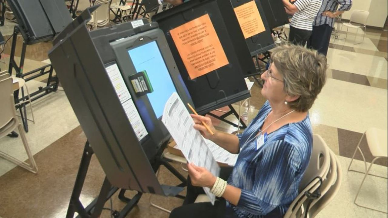 Texas needs new voting machines but will the state pay for them?