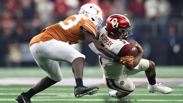 Live Blog Ou Defeats Ut 39 27 In Big 12 Championship Game
