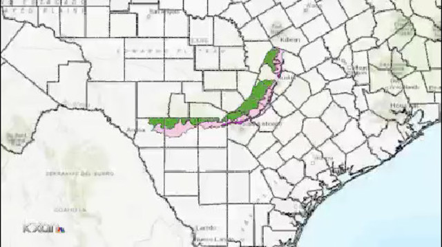 Hill Country landowners fight Kinder Morgan's $2B pipeline proposal