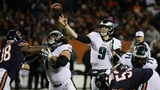 Philly stuns Chicago, Cowboys travel to LA