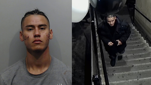 Man on parole accused of shooting into San Marcos crowd, arrested