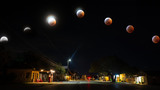 Jan. 20 Super Blood Wolf Moon photos by KXAN viewers