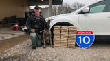 Fayette County Deputy, K9 discover $5M in cocaine at traffic stop