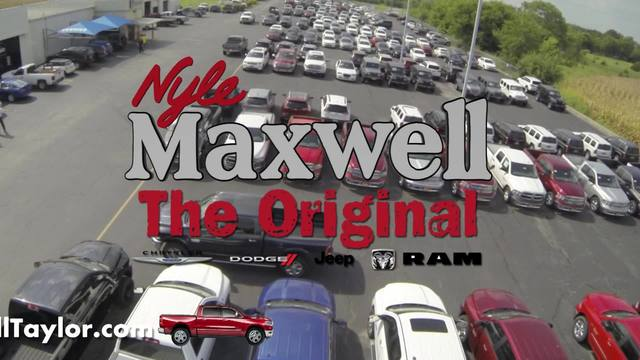 Nyle Maxwell Chrysler Jeep Dodge 91020519