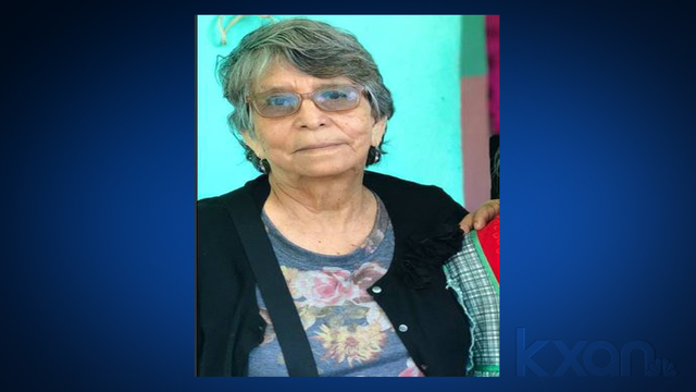 Missing 74-year-old Round Rock woman found