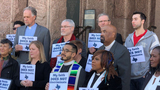 Faith leaders gather at Capitol in support of state LGBTQ protections