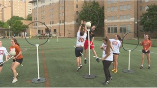 UT quidditch team looks to reclaim title as U.S. Cup returns to Round Rock