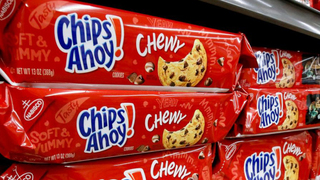 Chewy Chips Ahoy recalled over 'unexpected solidified ingredient'