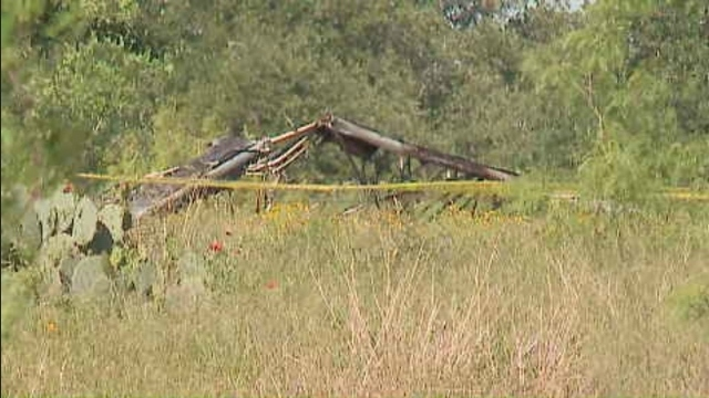Two dead in plane crash at Shirley Williams Airport in Kingsland