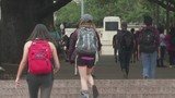 UT students say they feel safe on campus, fear homelessness off campus