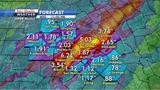 Flooding rainfall, severe storms possible today