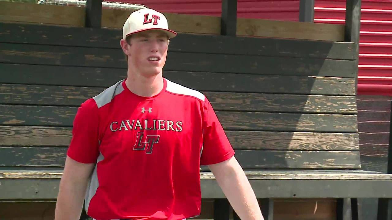 Lake Travis Brett Baty Selected 12th Overall By Mets