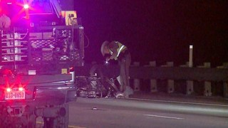 Motorcyclist killed in east Travis County wreck overnight Monday identified