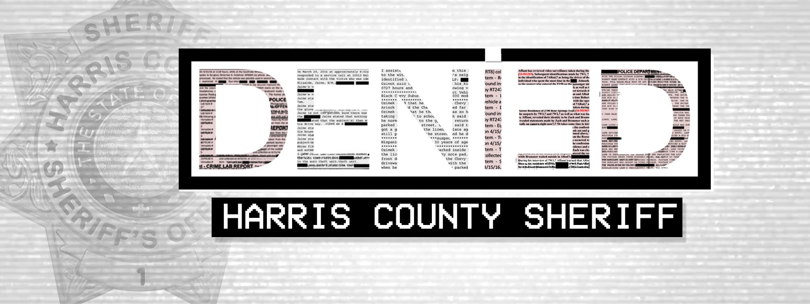 Harris County Sheriff | KXAN com